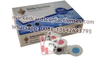 infrare contact lenses