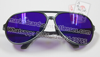 New marked cards glasses