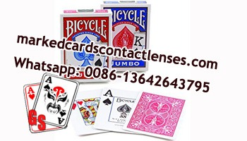 Bicycle Marked Playing Cards