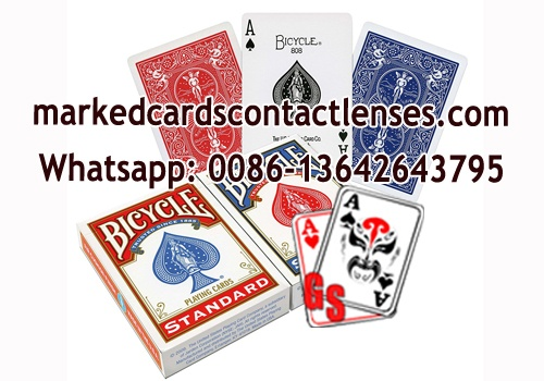 Bicycle standard cards