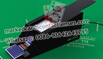 Black Cards Shuffle For Persian Password Cards