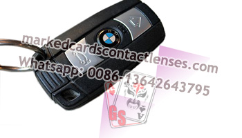 BMW Key Double Lens Marking Cards Camera