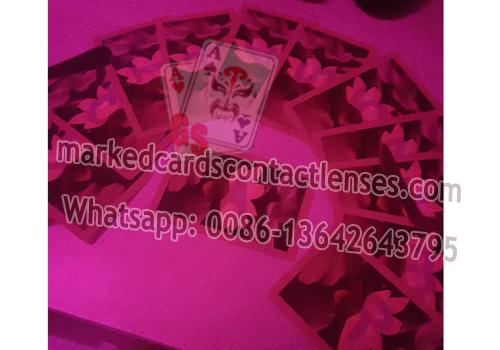 Bonus marked cards