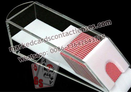 Cards Shuffle Machine Analyzer System