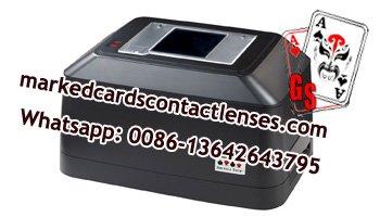 Cards Shuffler Scanner Lens