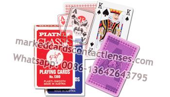 Piatnik Classic Poker Marked Cards