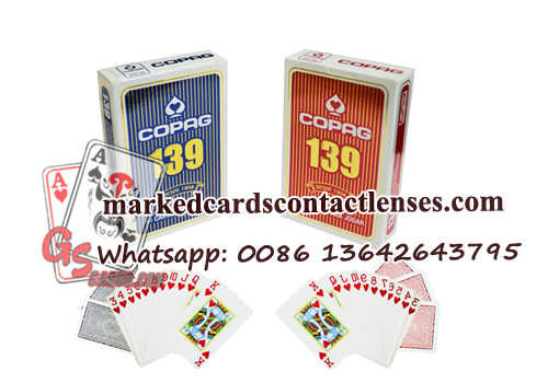 Copag 139 playing cards