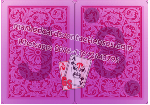 Copag double deck marked cards