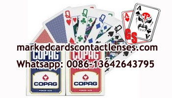 Copag 4 Color decks
