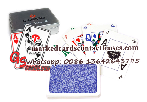 Copag Fall Edition playing cards