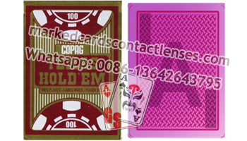 Copag Texas marked cards