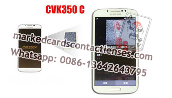 CVK 350 Analyzer System For Wireless Scanning Camera