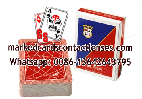Dal negro Aereo Club Playing Cards