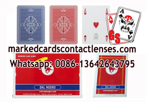 RAMINO San Siro Playing Cards