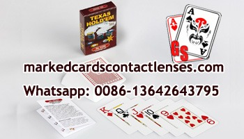 Dal Negro Texas Holdem Cards