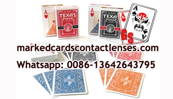 Texas Poker Monkey Playing Cards