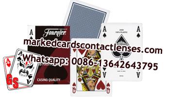 Fournier 2500 cards