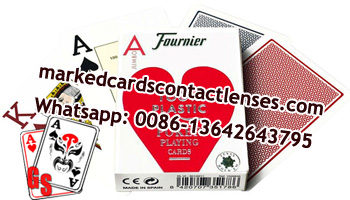 2800 playing cards of Fournier