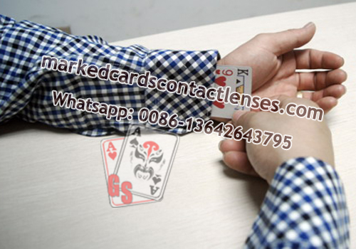Ghost Hand Cards Exchanger
