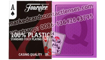 Fournier 2500 marked cards