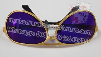 cartas marcadas óculos