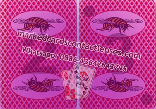 Bee marked decks