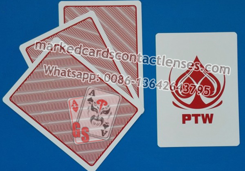 Italian PTW marked cards