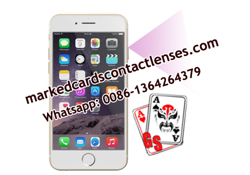 Iphone 6 poker scanner