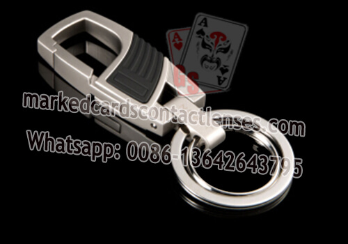 Key Chain Luminous Stealth Marking Cards Scanner