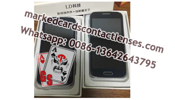 LD I6 poker analyzer