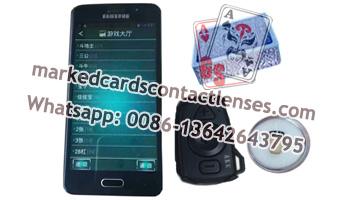 LD D6 Password Marked Cards Analyzer Software