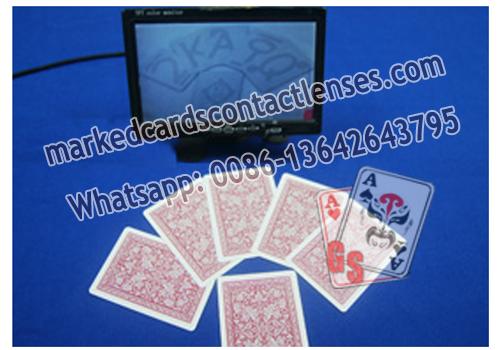 IR marked cards
