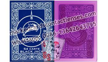 Modiano Backjack Marked Cards