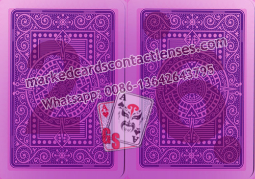 Modiano Backjack Marked Cards