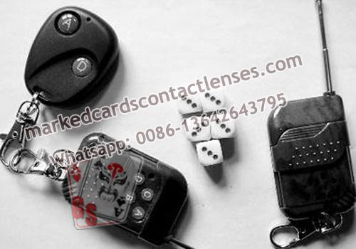 Remote Control Dice