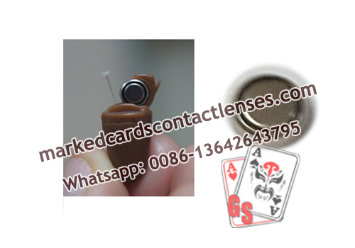 Battery for earpiece