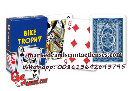 Modiano Bike Trophy Playing Cards