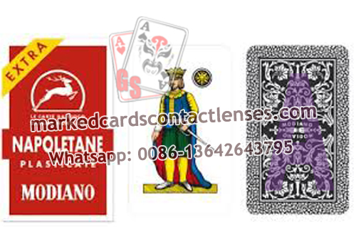 Modiano Napoletane playing cards