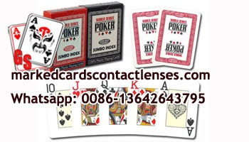 Modiano WSOP playing cards