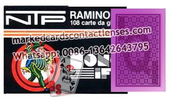 RAMINO Marked Cards