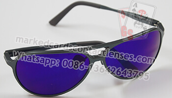 Aviator infrared sunglasses