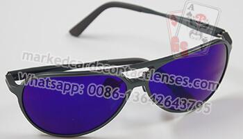 Aviator infrared sunglasses