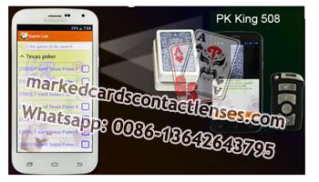 PK King S508 Single Camera Analyzer Software