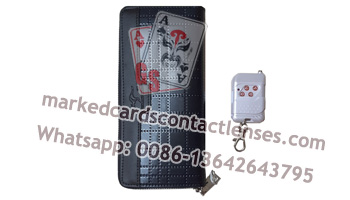 PK King Series Wallet Marked Cards Reader