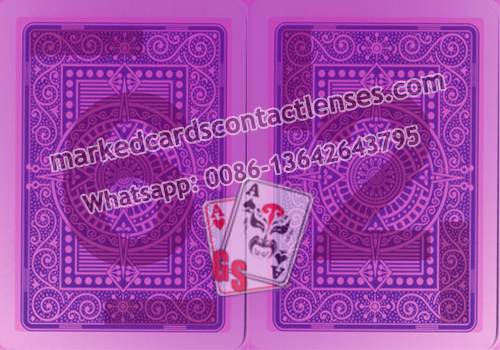 Modiano Platinum Marked Cards