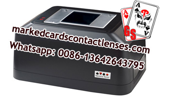 Cards Shuffler Scanning Camera