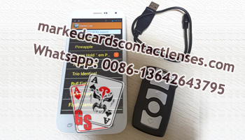 Analisador de poker PK King 508