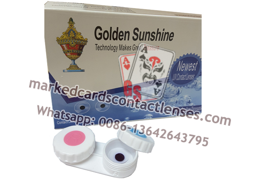 Prefessional contact lenses