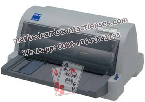 Professional Printer Luminous Ink For Marking Cards