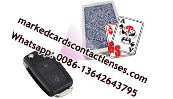Smart car key camera